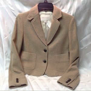 Banana Republic wool blazer